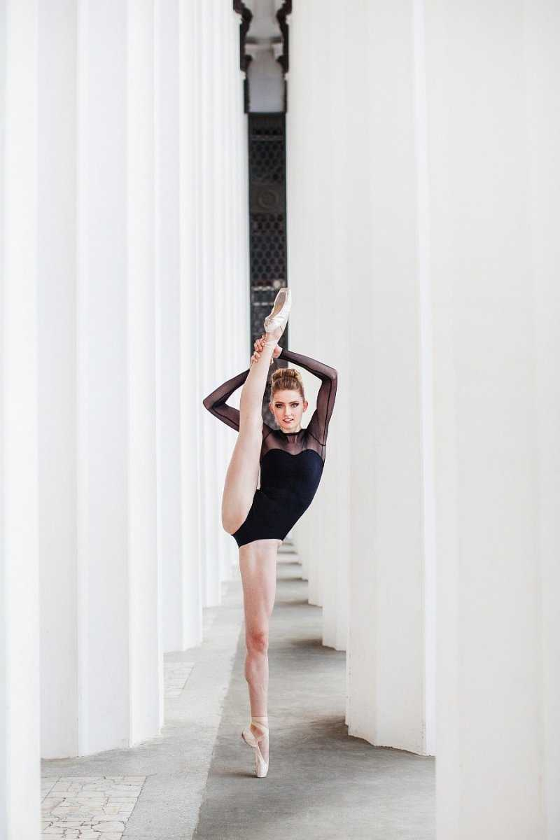 Alex Ballet Studio Body Ballet Stretching фото 1
