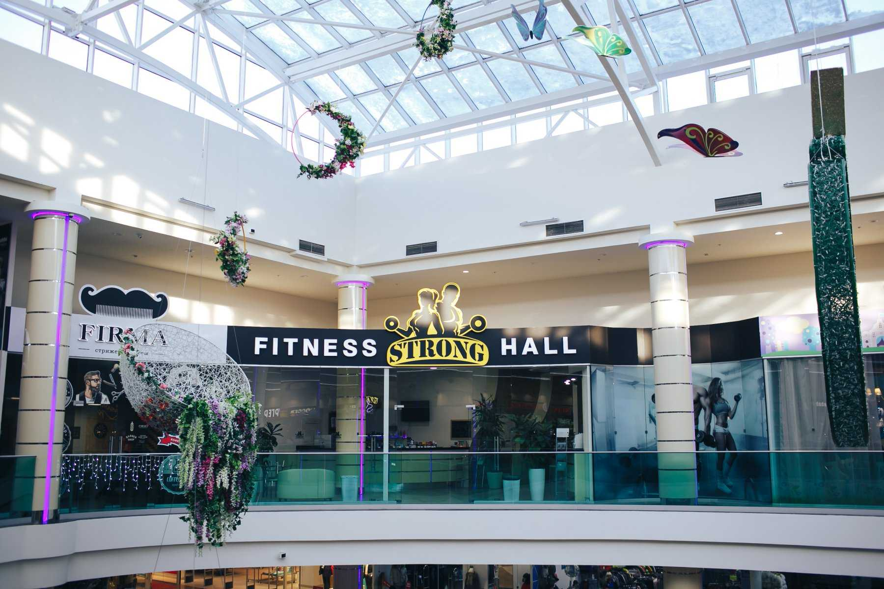 STRONG Fitness Hall фото 1